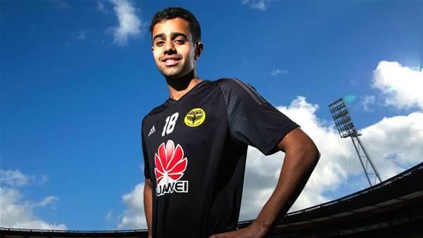 A-League teen sensation excites Indian fans