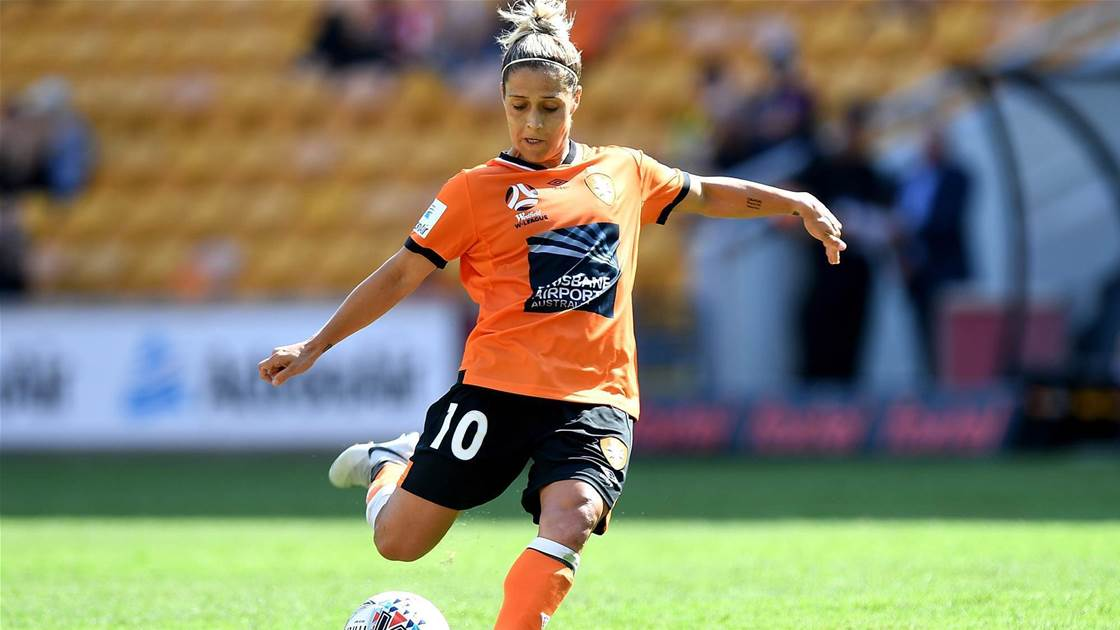 Gorry to miss rest of W-League season
