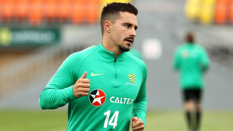 Jamie Maclaren: Socceroos have depth
