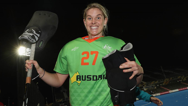 Hockeyroos Pair Shortlisted for Awards