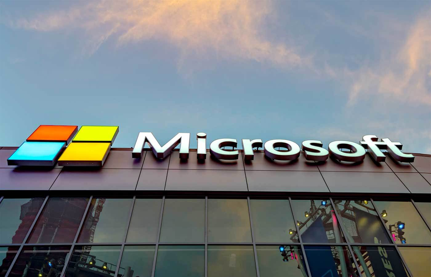Microsoft Australia smashes $2 billion milestone