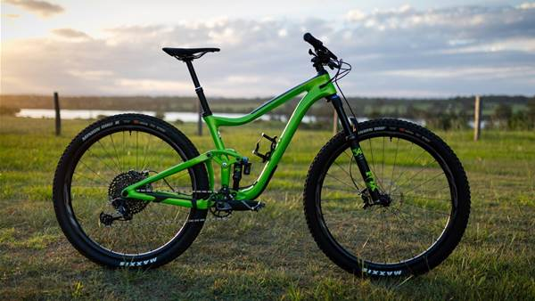 FIRST LOOK: Giant Trance Advanced Pro 29er 1