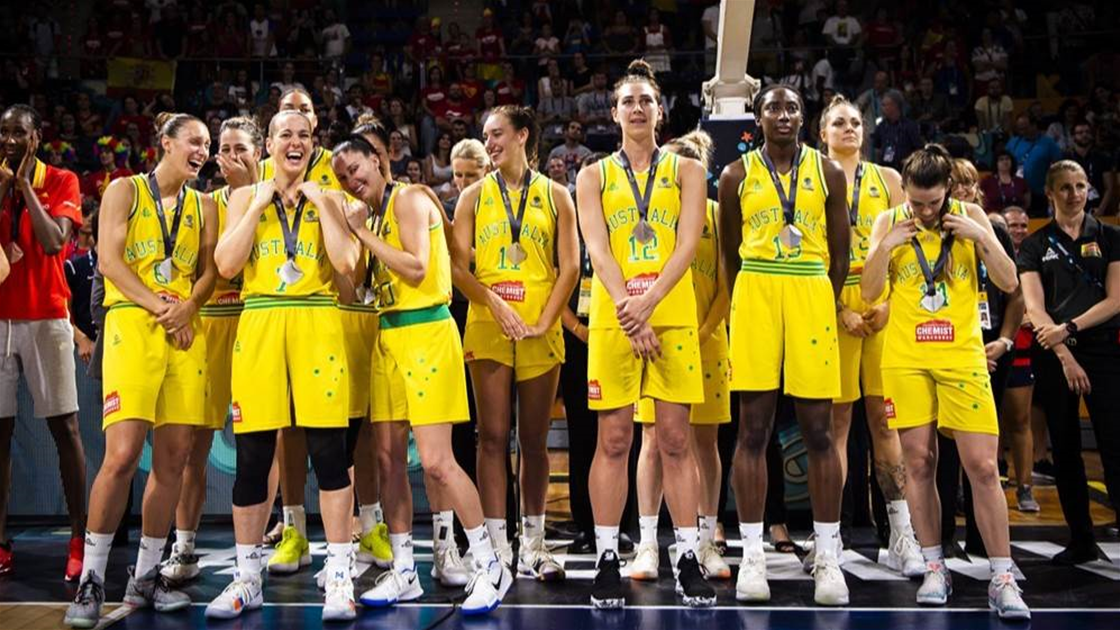Opals Squad Announced