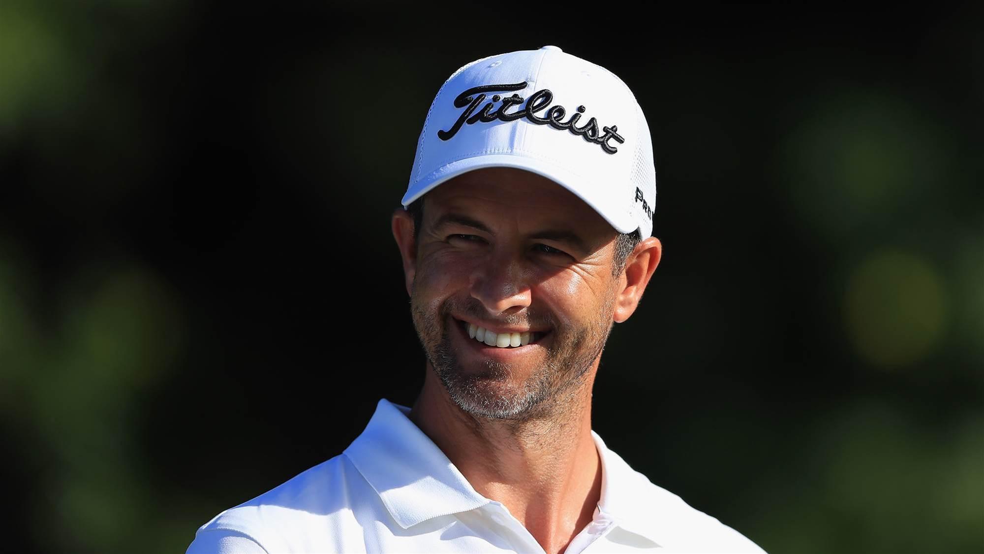 World Golf Championships not in Scott's 2019 plans