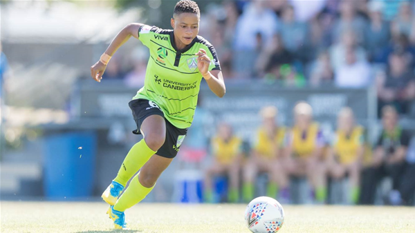 Canberra United Stars Depart for International Duty