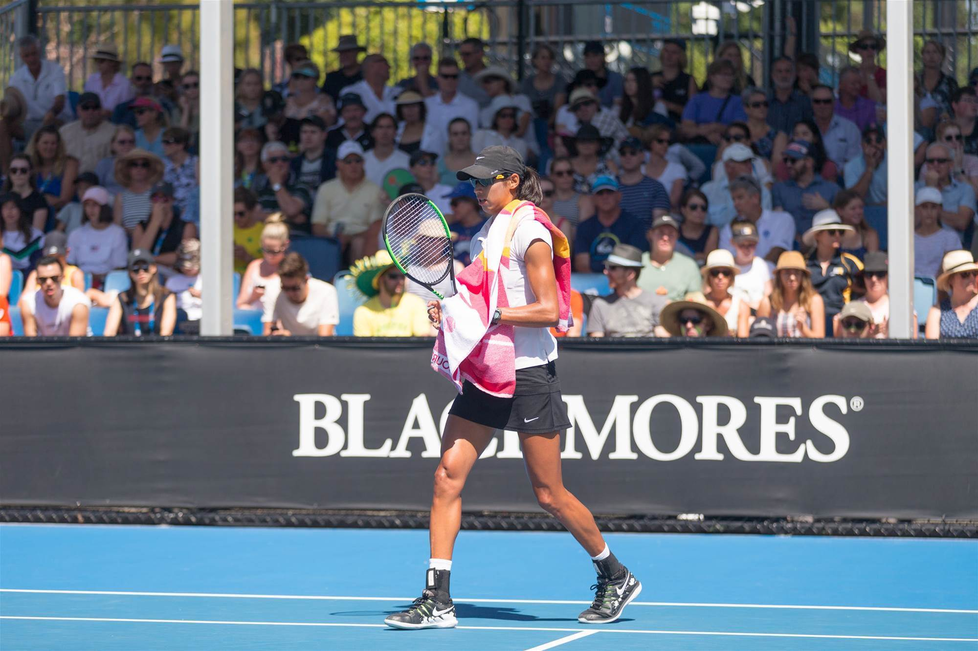 Grand Slam debutants shine at Melbourne Park
