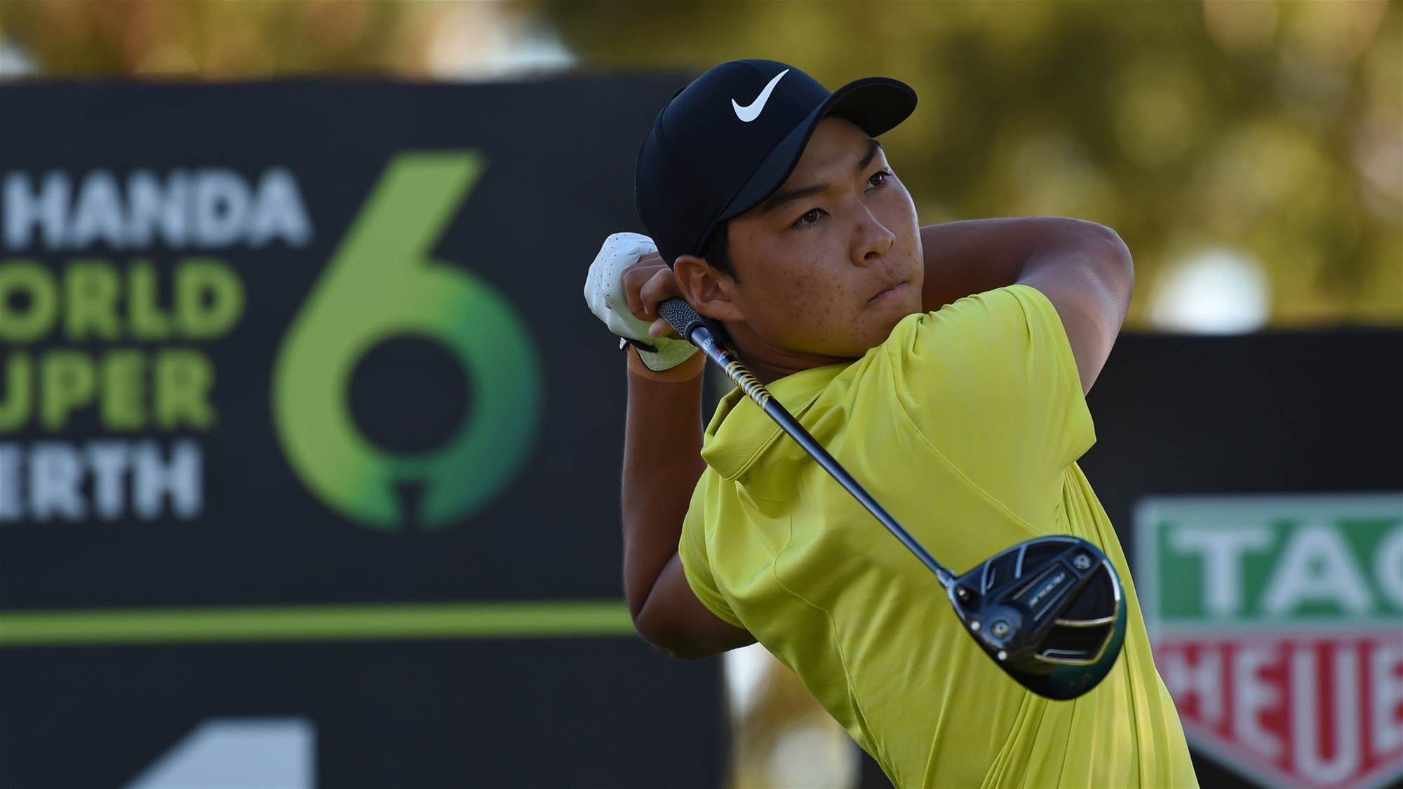 New pro Lee prepared thanks to Tiger, Day and Minjee