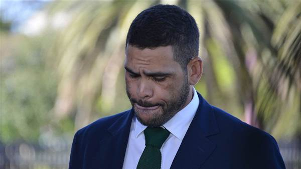 Greg Inglis: I'm quitting