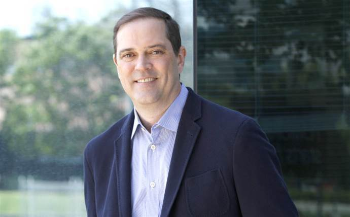 Cisco chief Chuck Robbins chats China, tariffs and global security