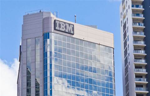 IBM revenue beats estimates on strength in cloud, services