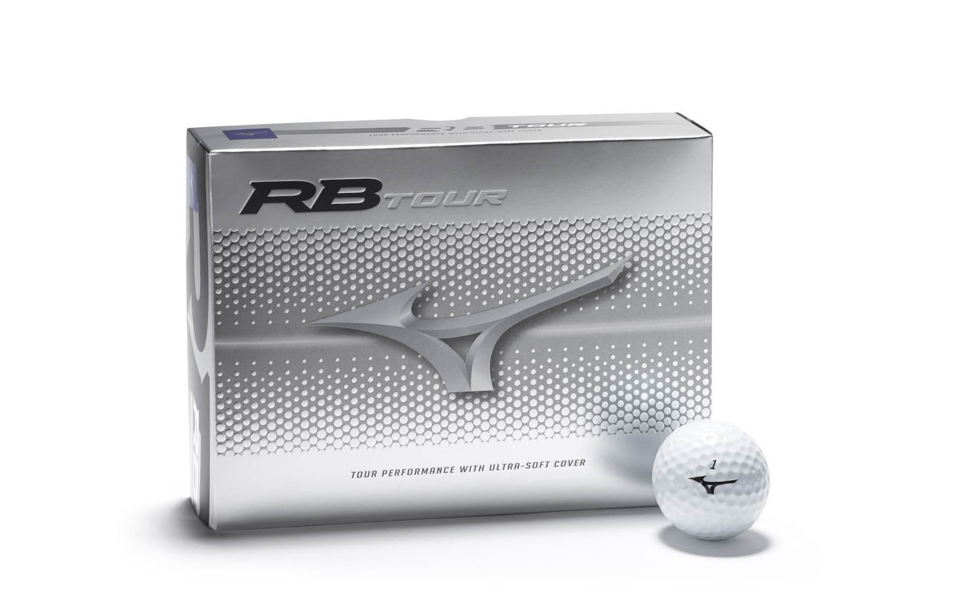 Mizuno adds new golf balls, irons and hybrids to range