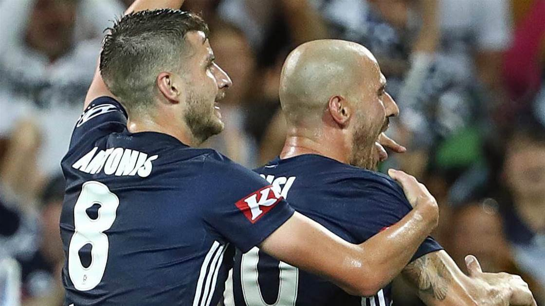 Troisi: I channelled Thierry Henry
