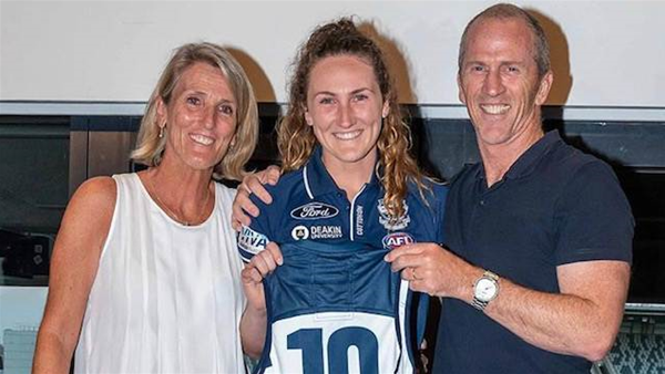 Family Ties Rankin to Geelong