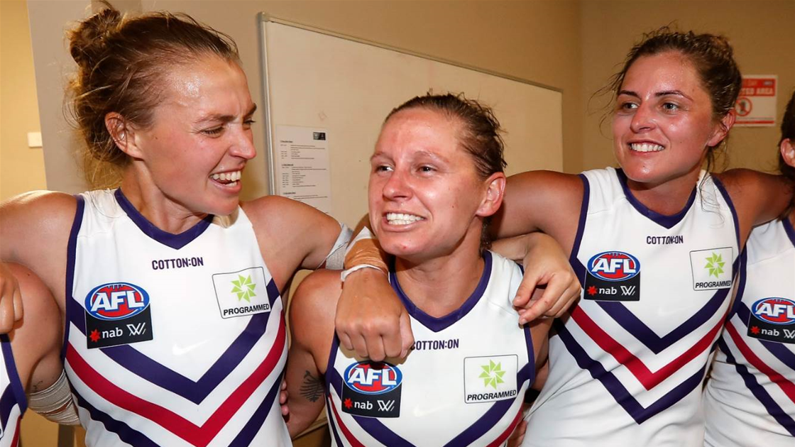 Bowers Leads Turbo-charged Freo