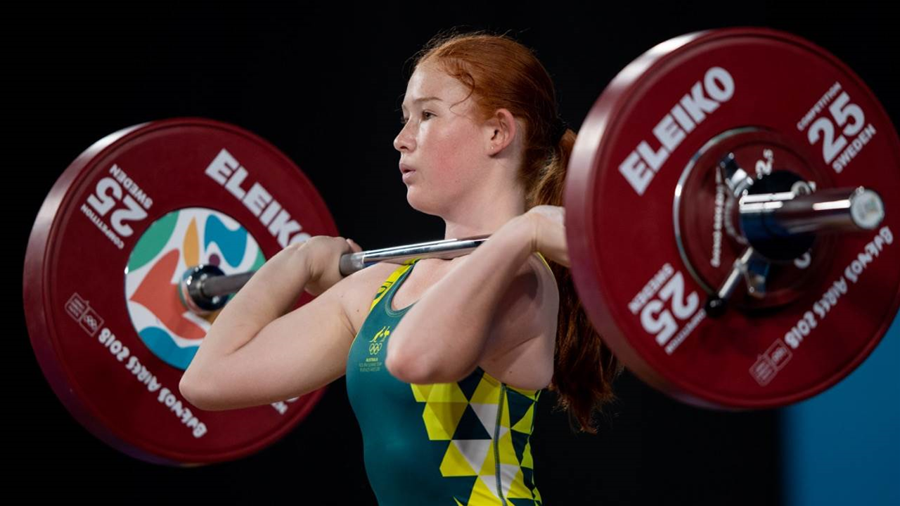 My Weightlifting Journey