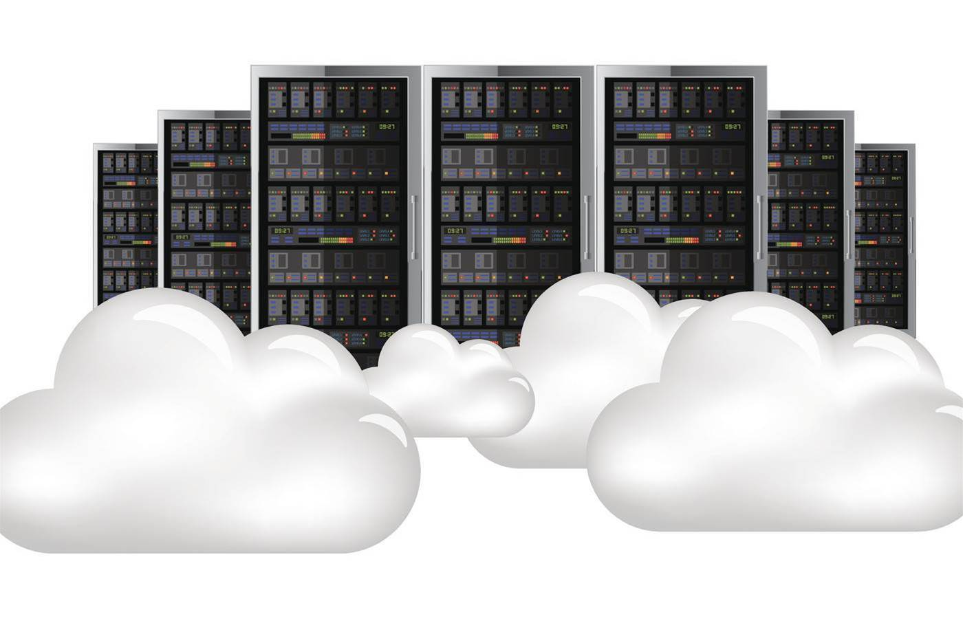 Azure, Google Cloud make gains on AWS in global cloud market