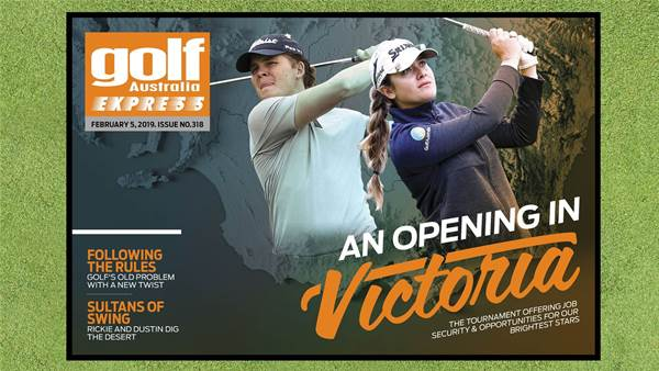 GA Express 318: Vic Open Preview