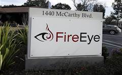 FireEye thanks channel for attracting record number of customers