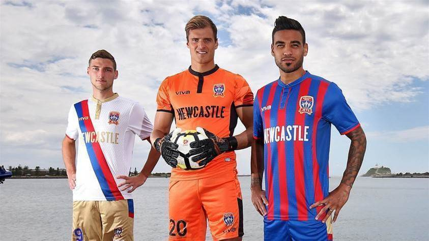 Newcastle Jets release AFC Champions League kits ahead of massive knockout tie