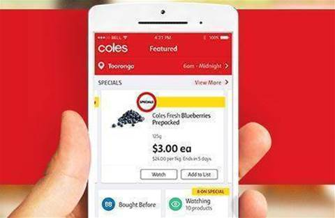 Coles rounds-up SAP products at lower price