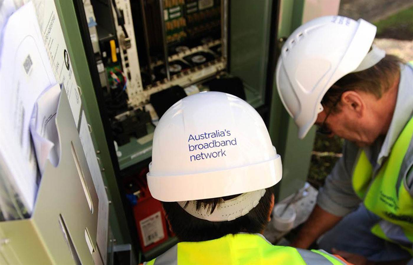 More customers now on faster NBN plans
