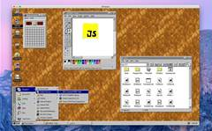 Relive your Windows 95 glory days with this free app