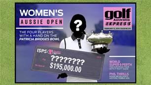 GA Express 319: Women's Aussie Open Preview