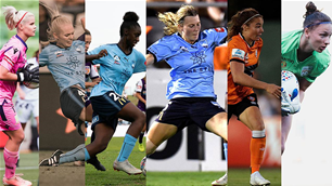 Six bolters for Cup of Nations