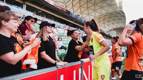 Arnold: Brisbane fans are the best