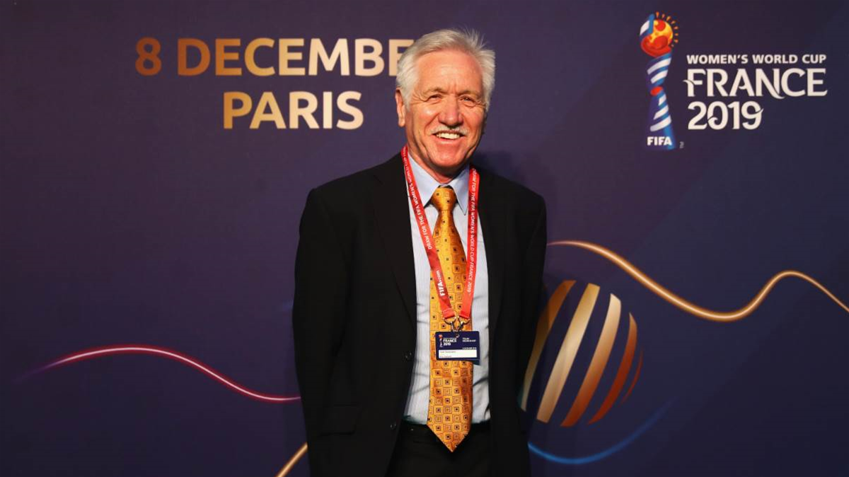 TWG Podcast - with Tom Sermanni