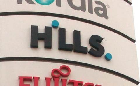 Hills revenue pulled down by audio-visual, security and surveillance businesses