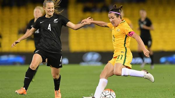 Match preview: Matildas v New Zealand