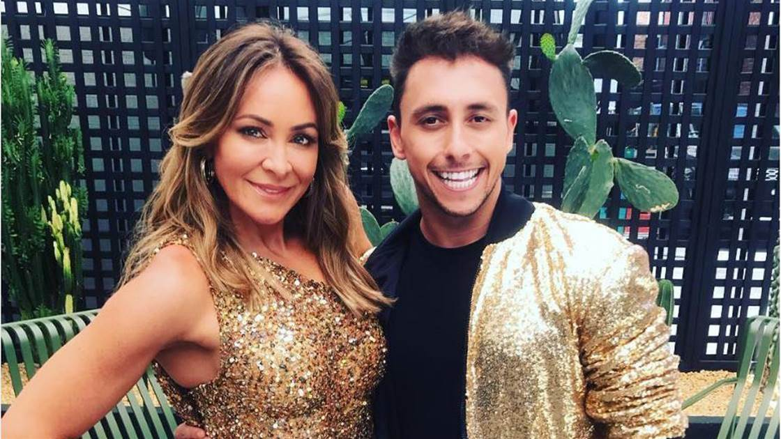 How Michelle Bridges' Handles Stepping Out of Her Comfort Zone