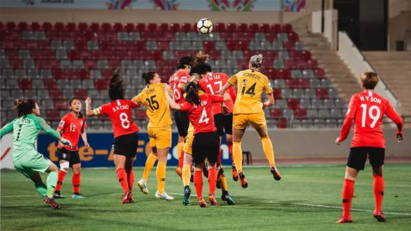 Match Preview: Matildas v Korea Republic