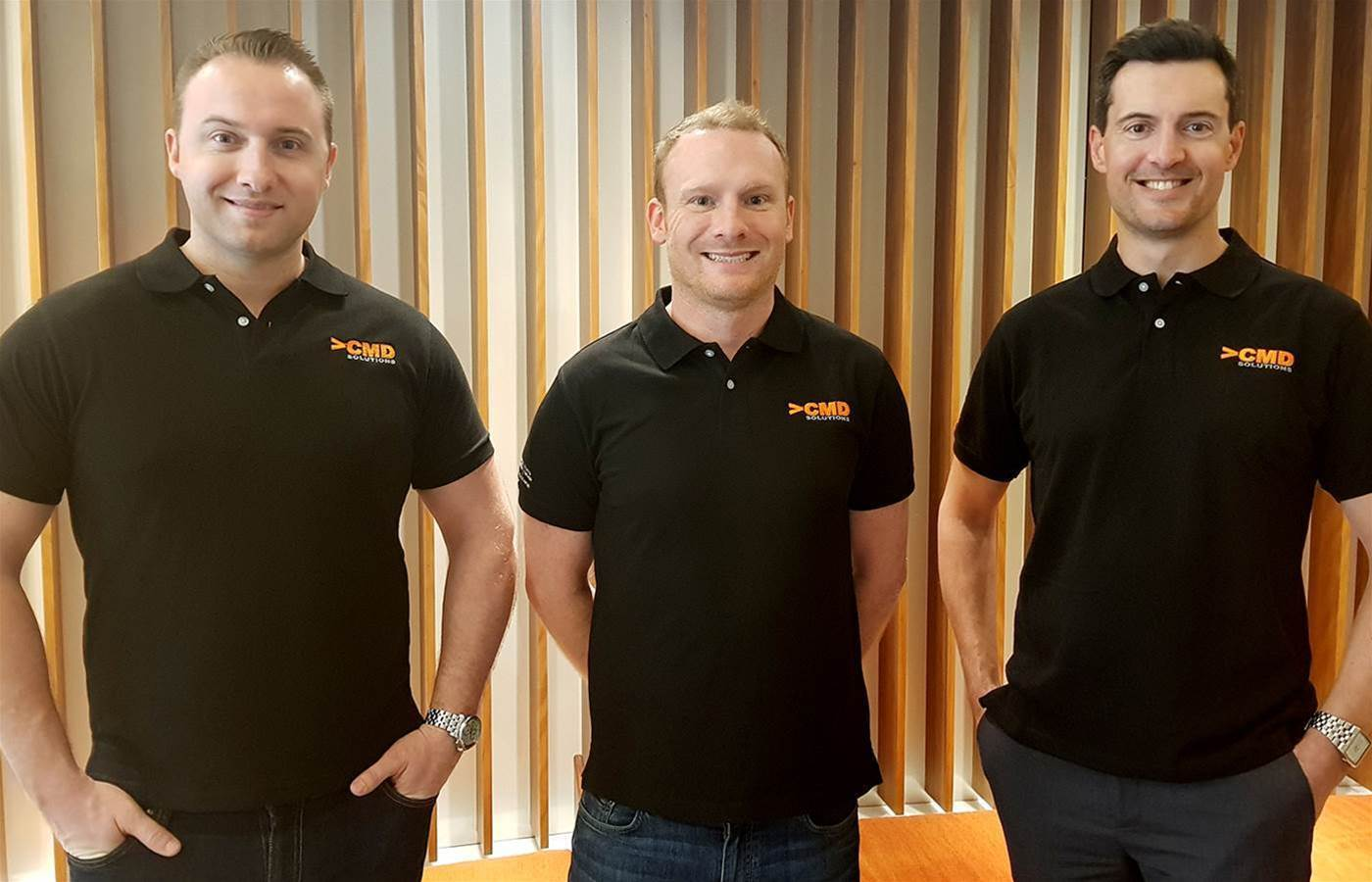 CRN Fast50 finalist CMD Solutions acquired by Melbourne-based Mantel Group