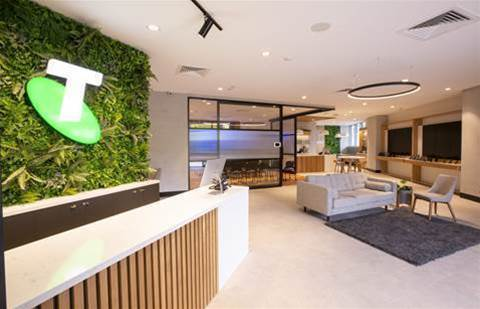 """Telstra reveals first of 28 """"Business Technology Centres"""""""