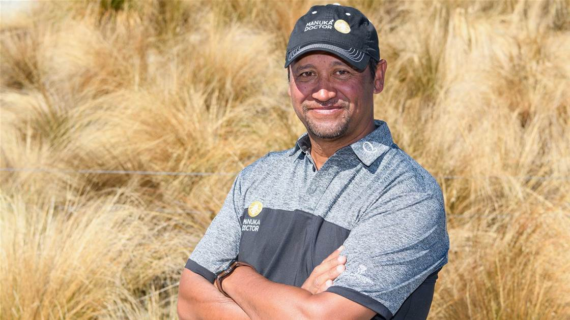 Michael Campbell returns to NZ PGA