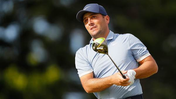 Francesco Molinari joins Callaway