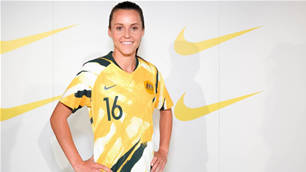 Matildas: New kit is everything we ever dreamed of...