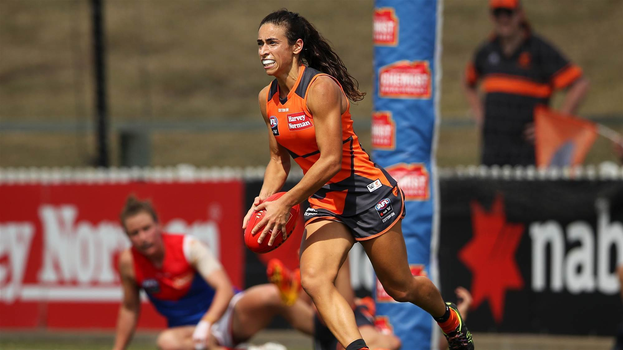Farrugia's Giants aim to upset Geelong