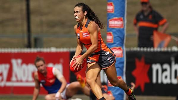 Farrugia's Giants aim to upset Geelong