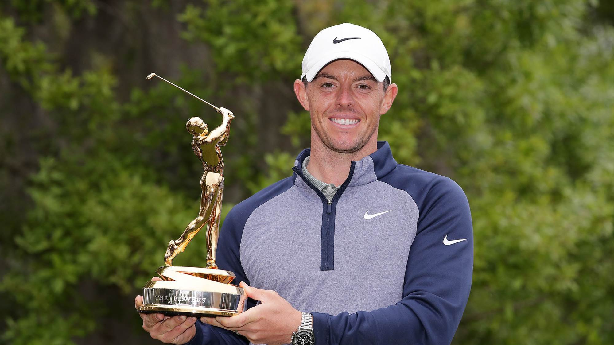 New Masters favourite McIlroy wins The Players