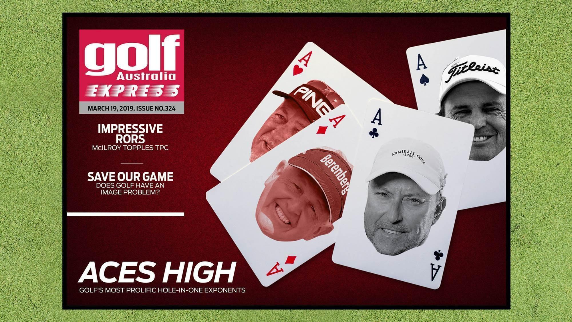 GA Express 324: Aces High