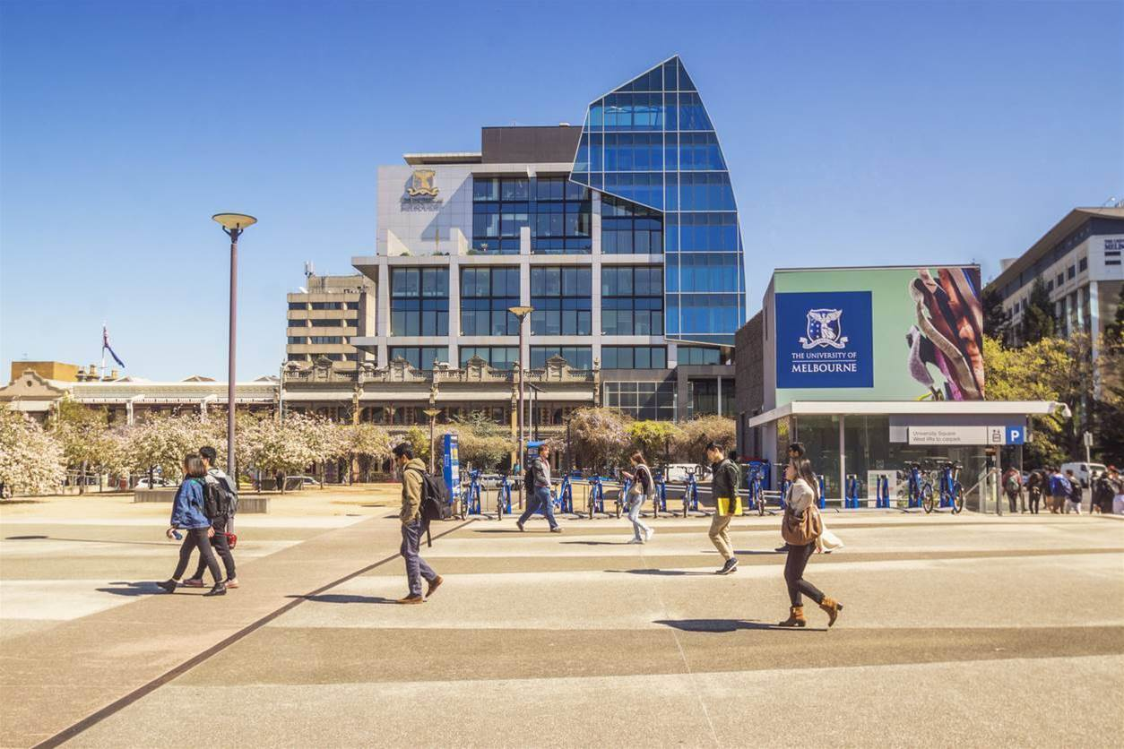 Melbourne Uni connects +700 apps in smart campus drive