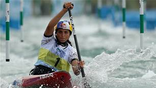 Fox takes out prestigious world paddling award