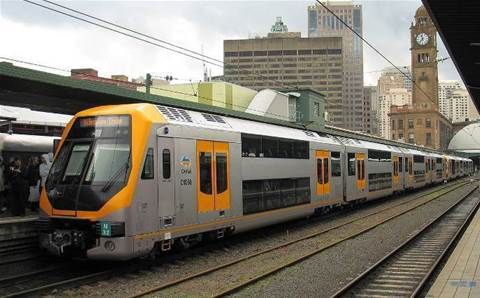 Telstra lands $13 million contract with Sydney Trains