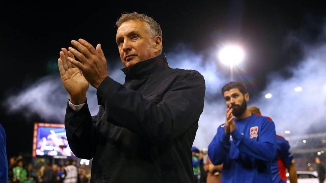 Merrick: Big A-League clubs get 500k 'assistance'