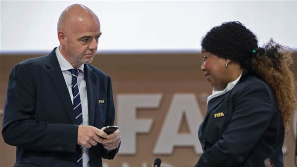 FIFA President and Secretary General earn more than Women's World Cup winners