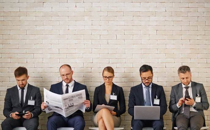 Tech industry job vacancies outpace sluggish job market