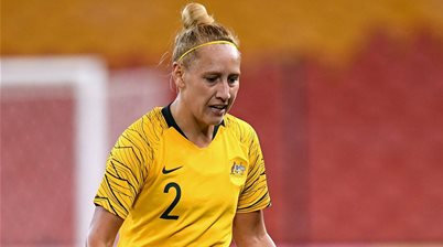 Matilda relishing USA test
